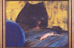 Cat #1  貓之一